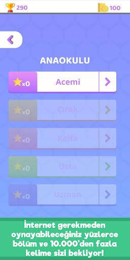 Bilgelik Online Kelime Bulma Oyunu screenshot 9