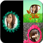 Flower Photo Frame Apk