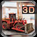 Dozer Driver 3D Parking icon