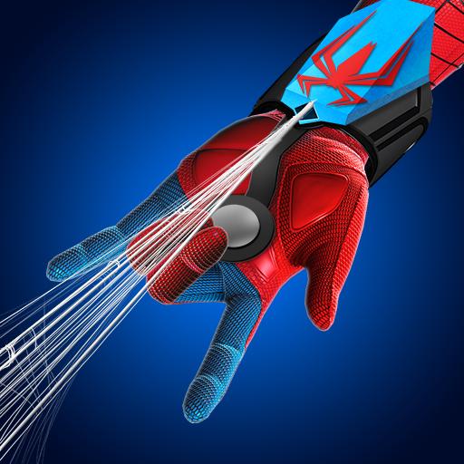 Spider Hand Weapon Simulator Icon