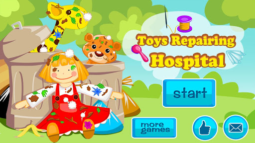 Kids toys repairing hospital 1.0 5