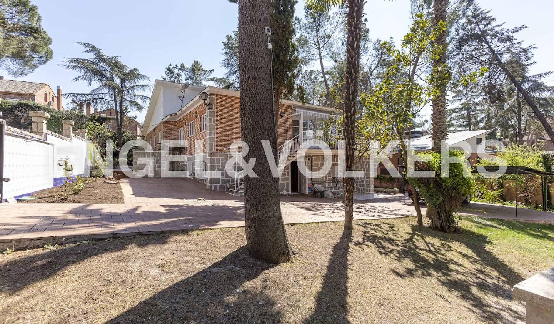 Maison avec piscine et terrasse Soto de Viñuelas
