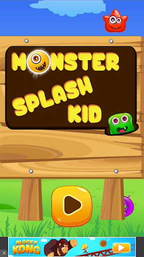Monster Splash Kid