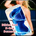 Bikini Girl X-Ray Scanner Joke icon