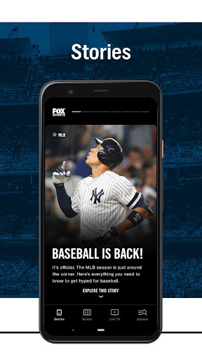 FOX Sports: Latest Stories, Scores & Events screenshots 3