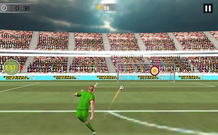 Ultimate Football Real Soccer 2.3 screenshot 964648
