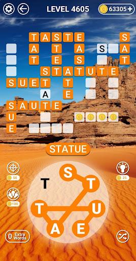 Word Connect - Fun Crossword Puzzle screenshots 5