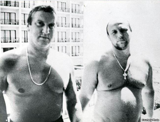 Геннадий Петров и Александр Малышев