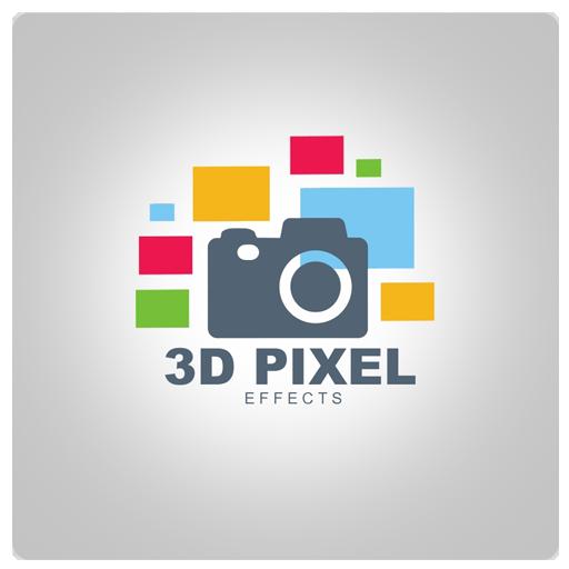 3D Pixel Effect