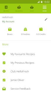 HelloFresh - More Than Food Screenshot 4