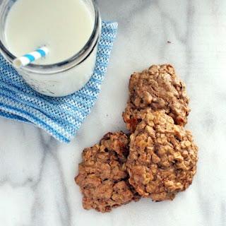 Vegan and Sugar Free Breakfast Cookies- two ways