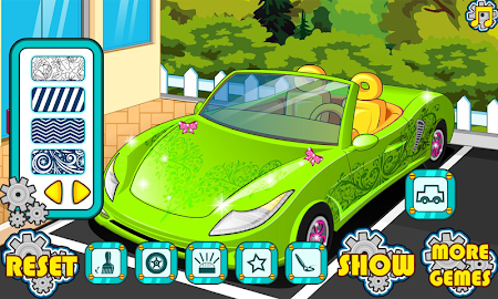 Convertible car wash 1.0.3 screenshot 2061539