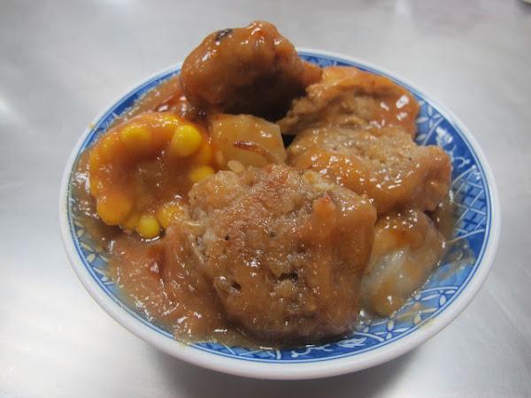 中和徐媽媽創意素食