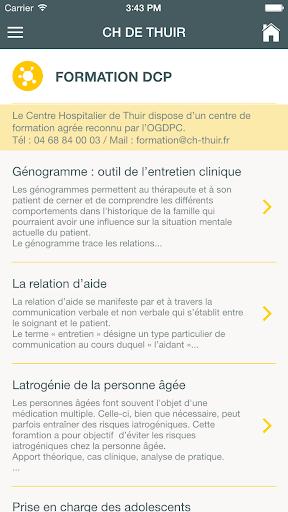 CH de Thuir screenshot 4