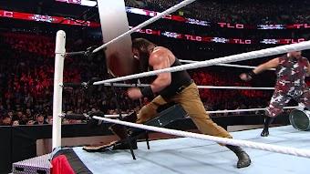 The Wyatt Family vs. ECW Originals