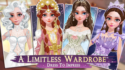 Dress up! Time Princess apktram screenshots 9