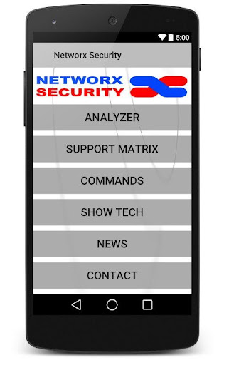 Networx Security