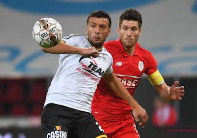 Le Standard s'impose dans les dernières secondes contre Lokeren