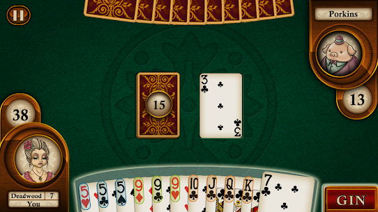 Aces® Gin Online Rummy Free App Download For Android and iPhone 1