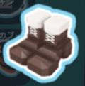 クリスマスのブーツスキン