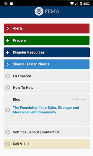 FEMA  screenshots 1