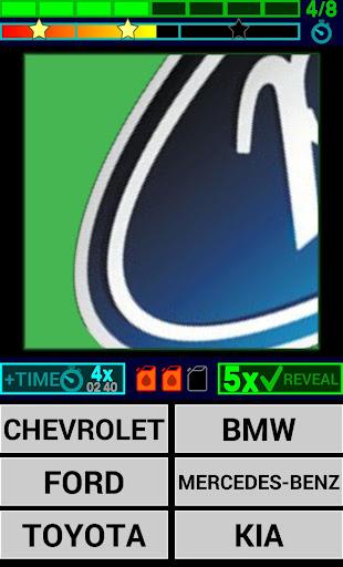 Cars Logos Quiz HD  screenshots 3