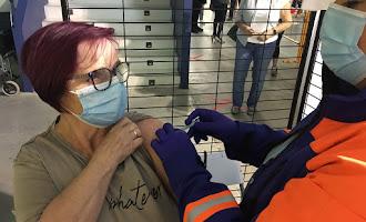 La vacuna de Janssen ya se pone en Almería