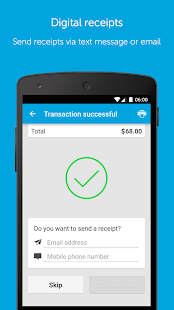 SumUp – Accept EMV payments- screenshot thumbnail