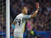 Odisseas Vlachodimos, le gardien de Benfica a fait une grosse bourde contre Belenenses