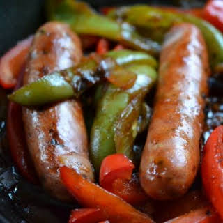 Sausage & Peppers.