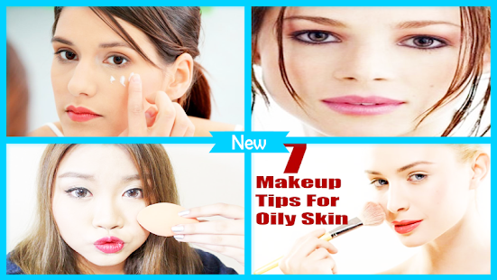 Makeup Tips For Oily Skin - náhled