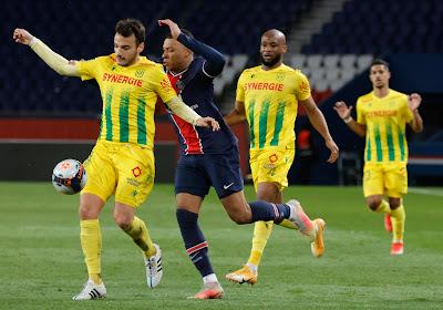 Grosse surprise en Ligue 1 : le PSG s'incline contre Nantes à domicile !