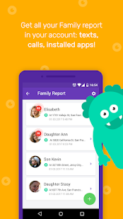 Kidgy - Parental Control & Family Locator App- screenshot thumbnail