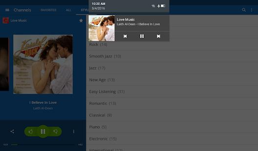 RadioTunes Screenshot 8