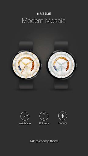 Mr.Time : Modern Mosaic