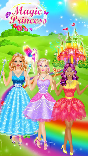 Magic Princess - Dress Up & Makeup FREE.1.4 screenshots 17