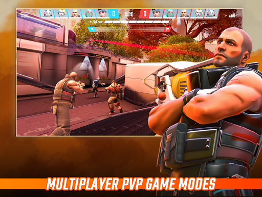 SHADOWGUN War Games screenshot 11