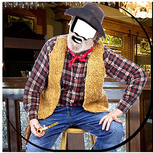 Cowboy Photo Frames 2018 (app)