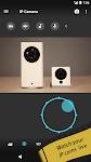 screenshot of tinyCam Monitor FREE - IP camera viewer