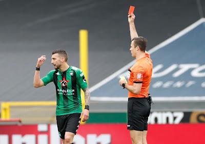 Dimitar Velkovski ne jouera plus cette saison