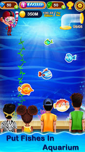 Merge Fish Tycoon – Click & Merger Idle Game 2