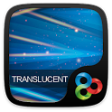Translucent Go Launcher Theme icon