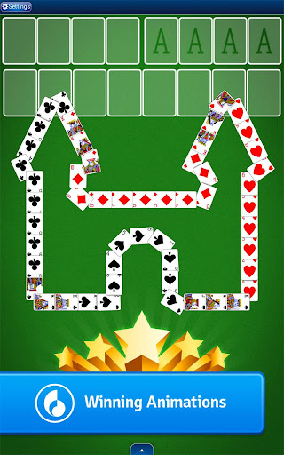 FreeCell Solitaire  gameplay | by HackJr.Pw 13