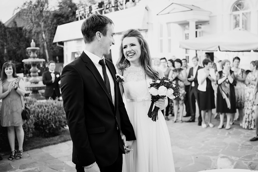 Φωτογράφος γάμων Aleksandr Vachekin (Alaks). Φωτογραφία: 25.04.2017