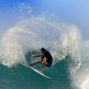 by Alit  Apriyana - Sports & Fitness Surfing