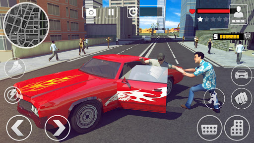 Auto Theft Crime Simulator apkdebit screenshots 2