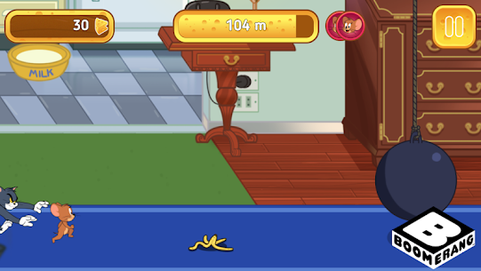 Tom & Jerry: Chase (MOD, Unlimited Gems) APK for Android 2