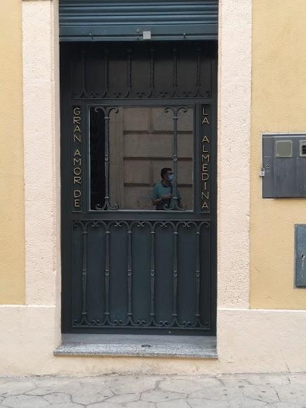 Puerta del Cristo de la Almedina