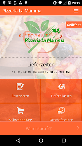 Pizzeria La Mamma Saarbrücken