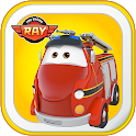 Brave Fire Engine, Ray - Please Save Sparky icon